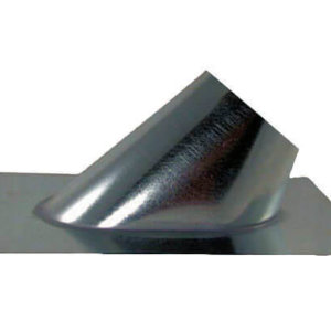 B-Vent Pipe Flashing - Adjustable 7-12/12 Pitch-0