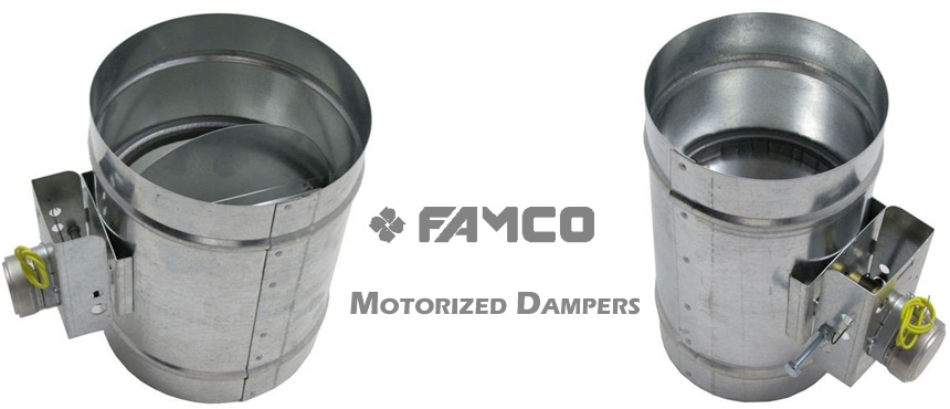 Motorized Damper Prices