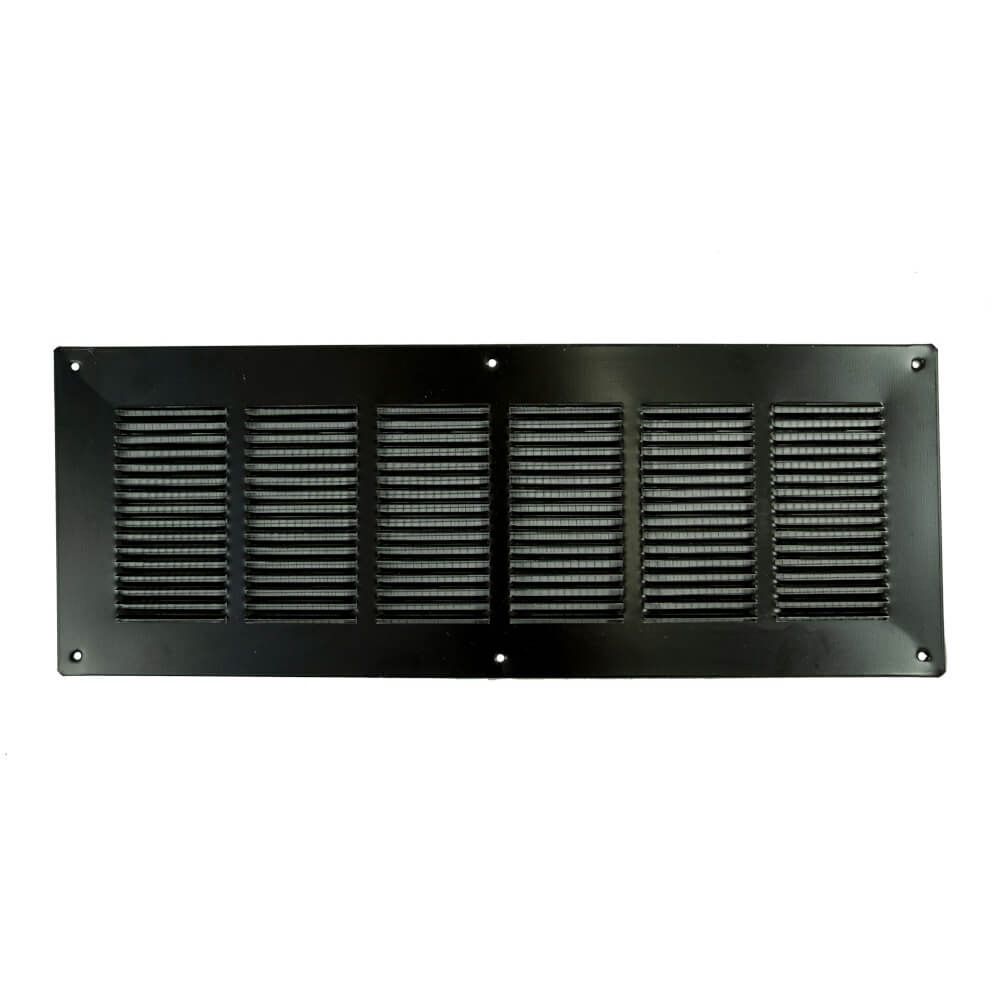 Painted Louvered Foundation Vent for Attic & Crawl Space Ventilation - FAMCO